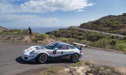 Lauren García despide la 🚗💨 temporada de montaña en Tenerife con su participación en San Miguel