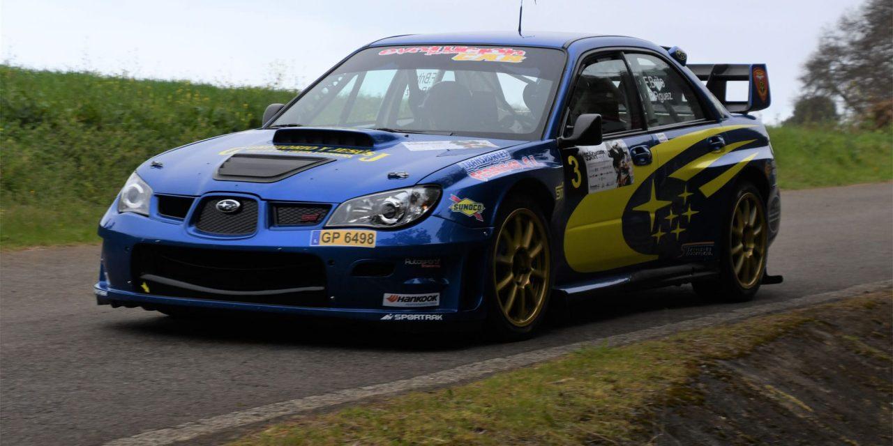 El Equipo Febrigar Car Car Sport despide la temporada con su participación en el 🏁 II Rallysprint Santiago del Teide
