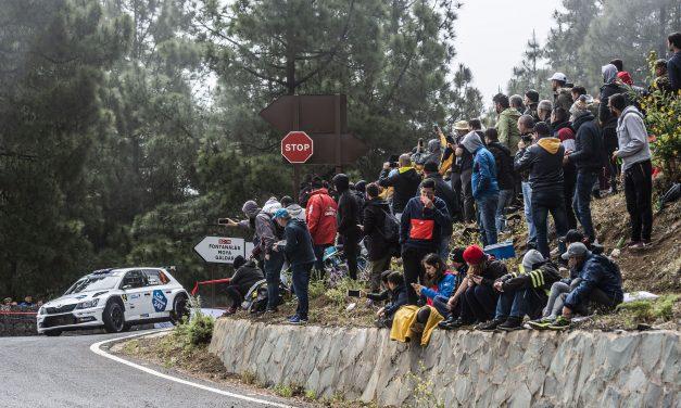 El 🏁44 Rally Islas Canarias contará con 17 especiales cronometradas