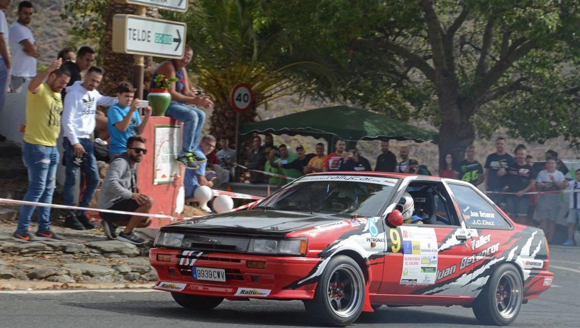 45º Rally Ciudad de Telde  Un recorrido al gusto de todos