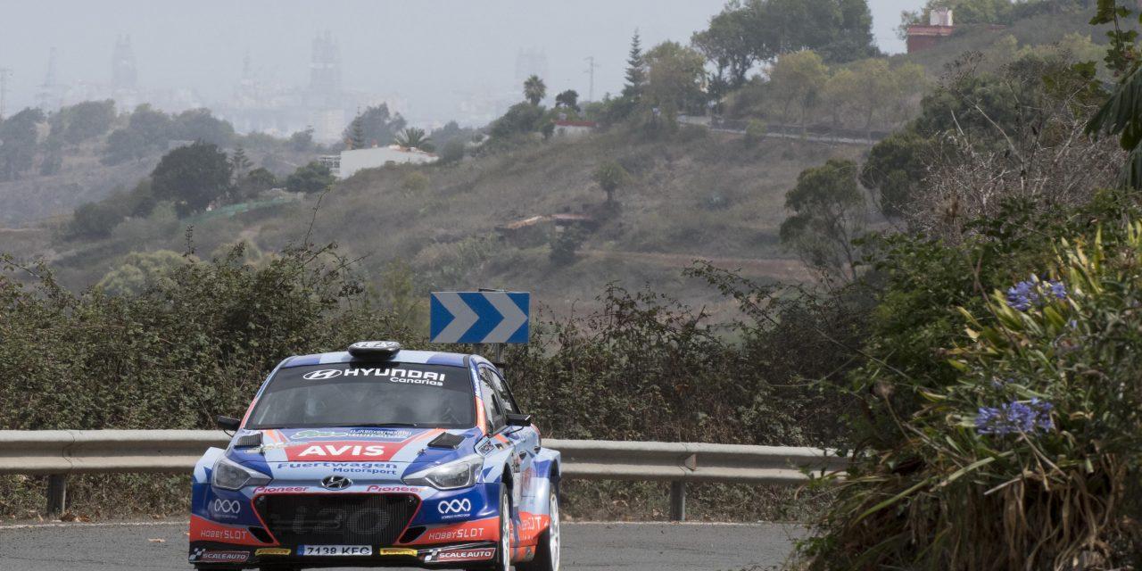 El XXXVI Rallye Villa de Santa Brígida abre el periodo de inscripciones con interesantes  promociones