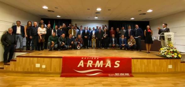 Cerrada la temporada 2019 en La Palma 🚗💨 El Museo Benohaorita acogió la Gala de Campeones 2019