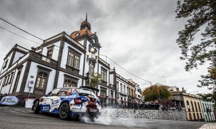 El Rally Islas Canarias abre inscripciones y anuncia premios en metálico para los equipos locales