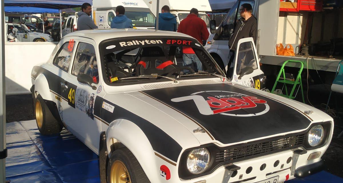 El Club Rallyten Sport presente en el 68o Rally Costa Brava con 2 equipos en competición