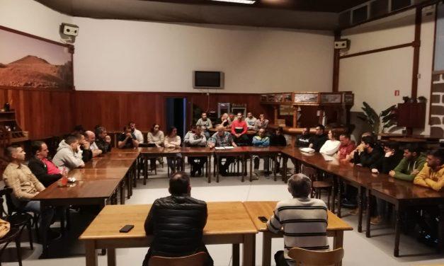 Positiva reunión con el automovilismo de Fuerteventura