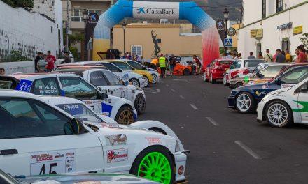La Subida Los Loros celebra su 30 aniversario ingresando en el Campeonato de Canarias de Montaña