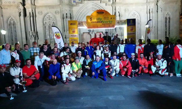 El VI Rallye Comarca Norte de Gran Canaria presenta un rutómetro de seis tramo