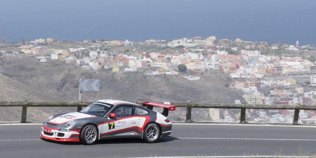 La Subida Alajeró y el Rallysprint La Gomera, las dos citas de la Escudería Gomera Racing para su  25 aniversario