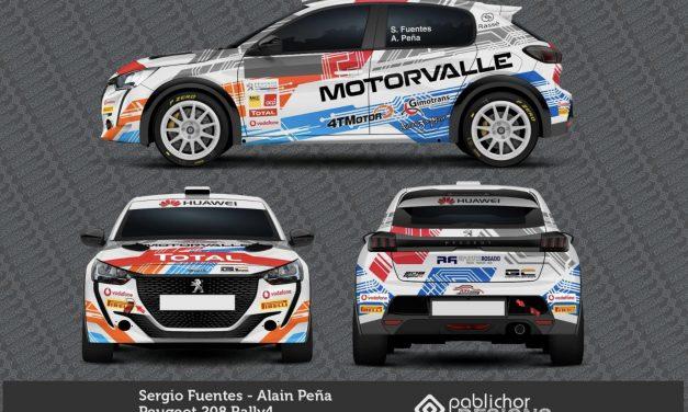El tinerfeño Sergio Fuentes ya está en Italia para disputar el Rallye di Roma Capitale