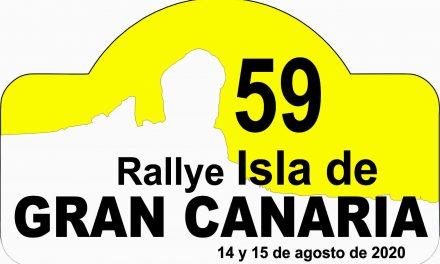 RALLYE ISLA DE GRAN CANARIA, TODO PREPARADO PARA EL 14 y 15 de Agosto