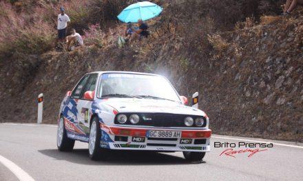 Miguel Ángel Quintino – Carlos García en el 59 Rallye Isla de Gran Canaria