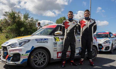 Rally Rías Altas, próxima cita del equipo Padaman Sport, con Guayasen y Dani en la Copa Suzuki Swift