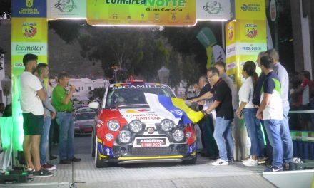 INFORMACIONES IMPORTANTES RCNGC20 6º Rallye Comarca Norte de Gran Canaria