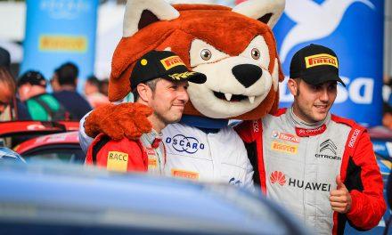 El Rally Islas Canarias, cita clausura del FIA European Rally Championship
