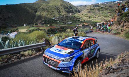La acción comienza hoy con el tramo de calificación de Guía, Rally Islas Canarias