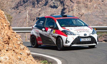 Padaman Sport no podía faltar en  el Rally Islas Canarias