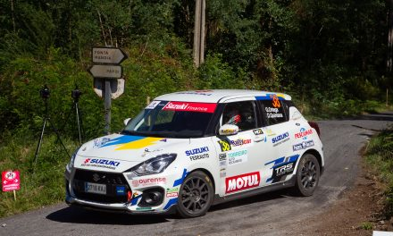 Padaman Sport estará en el Rally La Nucía