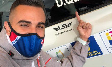Padaman Sport despide el año  en el Rally de Madrid