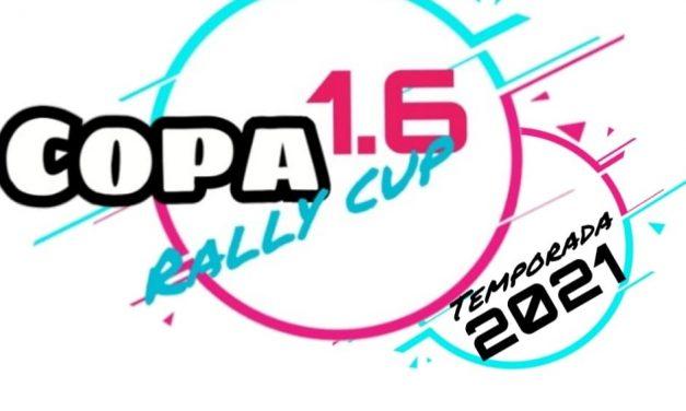 COPA 1600. Aun sin acabar el año ya nosotros estamos inmersos en la temporada 2021.