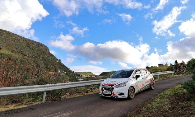 Objetivo cumplido en el Rally Islas Canarias, DRI Sport Racing