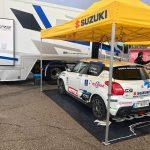 Padaman Sport siguió sumando  en el Rally de Madrid