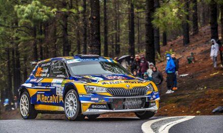 El 45 Rally Islas Canarias cerrará el FIA ERC 2021 en el mes de noviembre