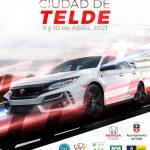 Cartel anunciador del 45º Rally Ciudad de Telde