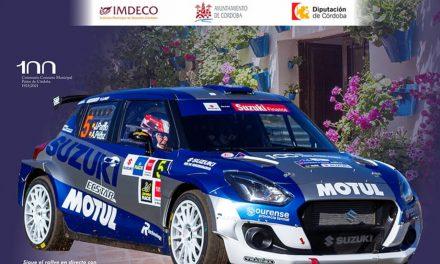 """La cifra es de 152 """"equipos inscritos"""" en el más Internacional de los Rallyes del Sierra Morena."""