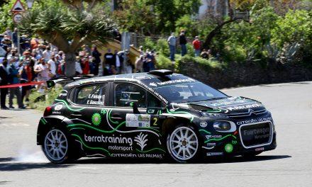 Un fallo en un sensor dejó sin podio a Falcón y González en Santa Brígida