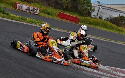Mira la Galería de Fotos de la prueba celebrada ayer en el Karting Club Tenerife 📸 Autor: M&J Racing