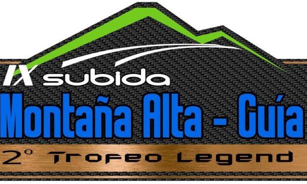 Vuelve la Subida de Montaña Alta – Guía y con Trofeo Legend