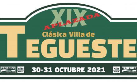XIX Clásica Villa de Tegueste: Aplazada