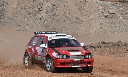 La lucha por la victoria en el XXI Rallye Isla Verde  será apasionante