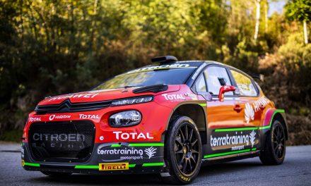 El Citroën Rally Team inicia como bicampeón del S-CER su nueva andadura con Jan Solans, Rodrigo Sanjuán y el Citroën C3 Rally2