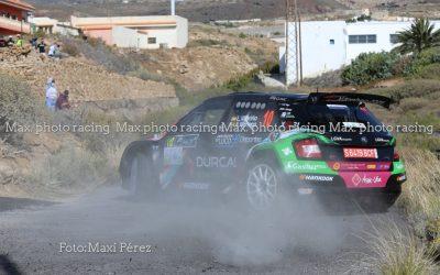 Ya está aquí la Galería de fotos de 📸 Maxi Pérez del 🏁30 Rally Villa de Adeje – BP Tenerife Trofeo Cicar 2021, Tenerife