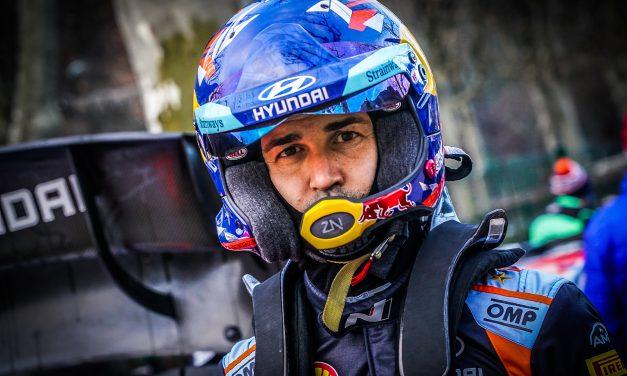 Dani Sordo regresa al WRC con Hyundai Motorsport en Portugal, uno de sus rallies favoritos