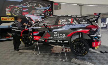 Entre el día y la noche pero sin público – Declarado sin público el XXX Rallye Villa de Adeje, BP Tenerife Trofeo CICAR