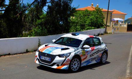 Segunda plaza para Sergio Fuentes y Abraham Báez en  el Rallysprint Tejina – Tegueste
