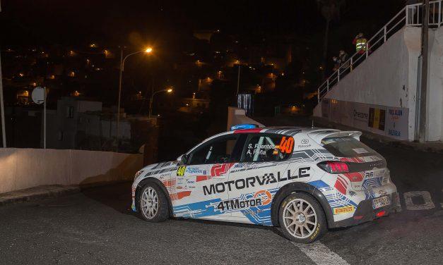 Sergio Fuentes y Abraham Báez encaran su primer rallye  de la temporada