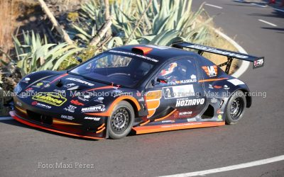 Mira la galería de Fotos del 29 Rallye Villa de Granadilla, Tenerife 2021 Autor: Maxi Pérez