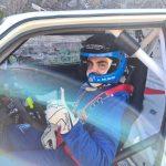 Alejandro Palmero – Paula Palmero presentes en el I Slalom Adea con un Skoda Fabia N3 del equipo Auto Édal Competición