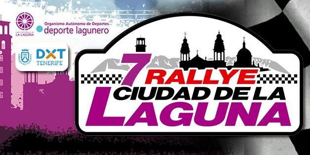 El Rally Ciudad de La Laguna aplaza su  fecha de celebración.