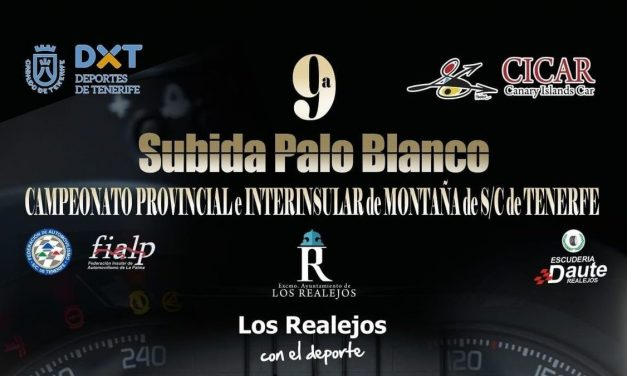 La 9ª Subida a Palo Blanco se celebrará el próximo mes de Octubre