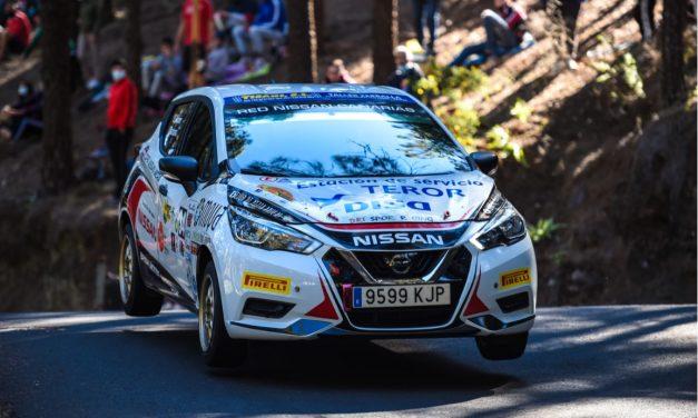 El DRI Sport Racing pone toda la carne en el asador  para el Rally Comarca Norte