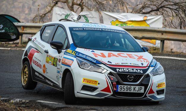 Tercer y Cuarto puesto para el DRI Sport Racing en el  7º Rally Comarca Norte de Gran Canaria.