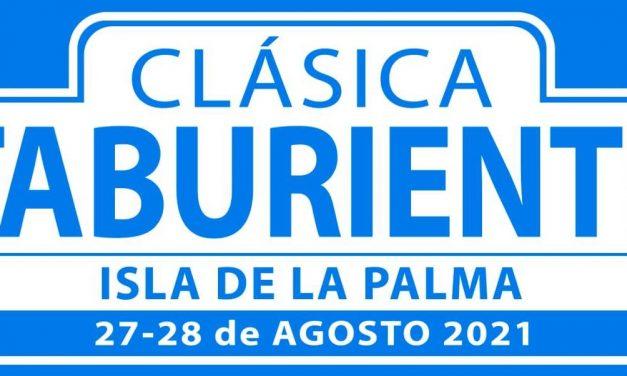 II Clásica Taburiente. La apertura de inscripciones se realizará el 26 de julio y el cierre de estas será el viernes anterior a la prueba, 20 de agosto.