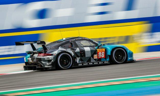 Gran remontada de Monlau Motorsport y el Dempsey Proton en las 6 Horas de Monza