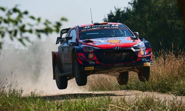 Fotografías Hyundai Motorsport Rally de Estonia