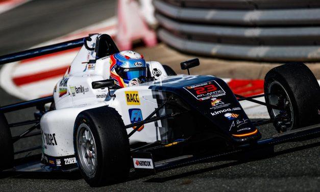 La Fórmula 4 española viaja a Portugal con Pepe Martí dispuesto a luchar por el podio
