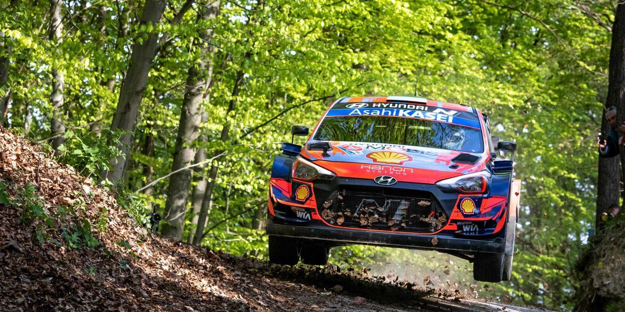 Hyundai Motorsport: Previo Rally Ypres de Bélgica